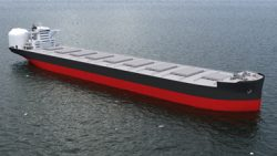 Kawasaki LNG-fuelled Bulk Carrier Design