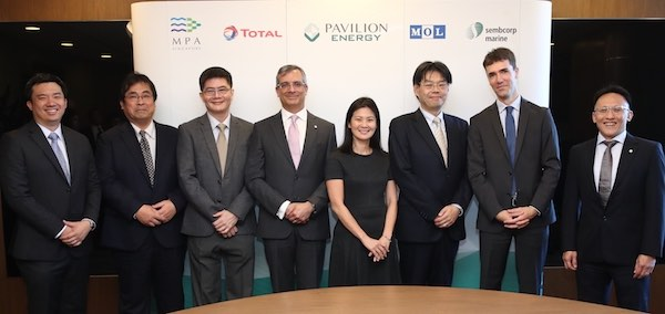Pavilion Energy signing agreement for LNG bunker vessel