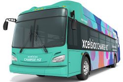 New Flyer Xcelsior CHARGE H2