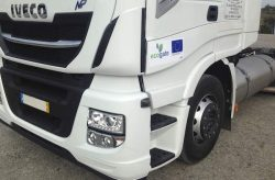 Iveco for Ecogate in Portugal