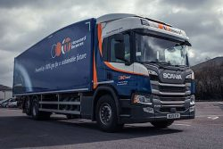 Howard Tenens CNG Scania
