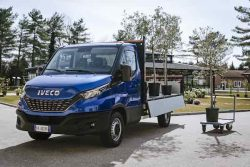 IVECO New Daily cab tipper