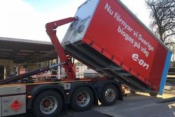 Calvera unloads mobile gas station for E.ON