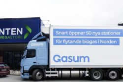 Volvo Truck trialled by Elgiganten