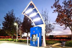 Hydrogen station operated by FEF