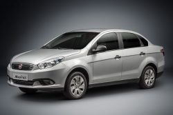 Fiat Grand Siena Attractive CNG