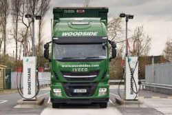 Woodside IVECO Stralis NP