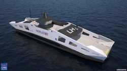 Norled Hydrogen Ferry Concept