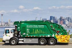 Seattle Public Utilities - WM Fleet RNG