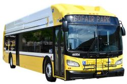 DART New Flyer XN40