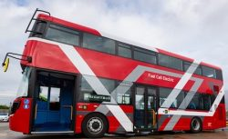 Wrightbus Fuel Cell Electric bus