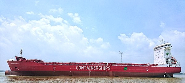Containerships Polar