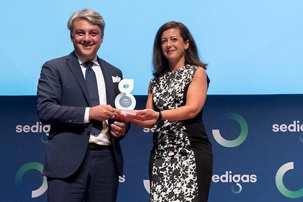 SEAT receives energy amd sustainability award Jun2019
