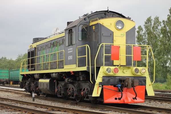 EK Locomotive, Latvia