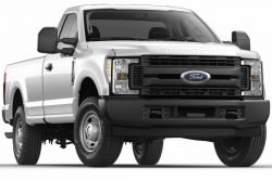 Ford-MY 2017 SuperDuty Commercial F-250 XL