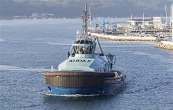 AUDAX Joins DUX and PAX Dual-fuel Tugs | NGV Global