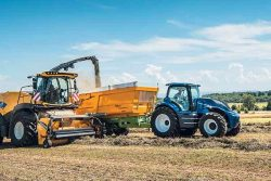 New Holland Concept Tractor (1)