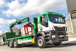 IVECO Stralis NP for Lawsons in UK (2)