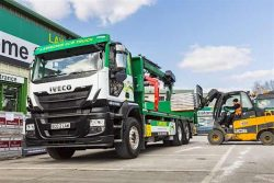 IVECO Stralis NP for Lawsons in UK (1)