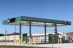 Sparq Opens Oklahoma's Largest Capacity CNG Station