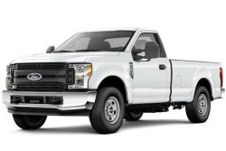Ford F250-350 avail with Landi Renzo EPA-approved CNG systems