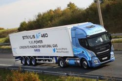 IVECO Stralis NP London to Madrid