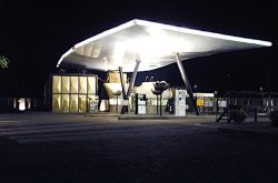 1st CNG Station of GSPC