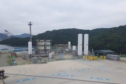 Fuel Gas Compressor Package Test Facility