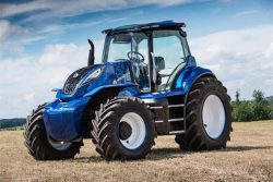 New Holland Concept Tractor 2018