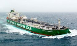 Gagarin Prospect LNG-fuelled