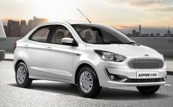 Ford Aspire CNG (India)