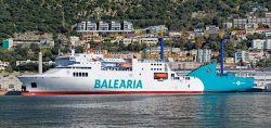 Belearia Napoles after retrofit by Gibdock