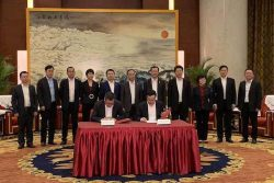 Sinohytec and Chengdu Government sign fuel cell engine agreement