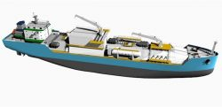 Chinese-owned vessel will have Wartsila propulsion (CSDC)
