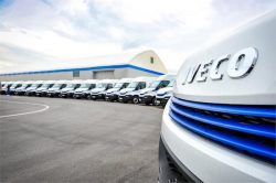 IVECO Daily Natural Power for logistics fleet